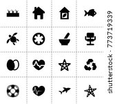 life icons. vector collection...