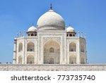 taj mahal. agra  india | Shutterstock . vector #773735740