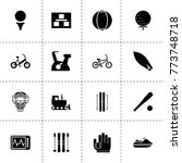 activity icons. vector...