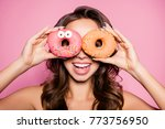 diet  calories  healthcare ... | Shutterstock . vector #773756950