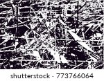 print distressed background in... | Shutterstock .eps vector #773766064