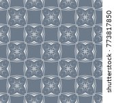 abstract seamless pattern of... | Shutterstock .eps vector #773817850