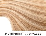 natural colored shiny healthy... | Shutterstock . vector #773991118