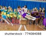 kamenskoye  ukraine   march 9 ... | Shutterstock . vector #774084088