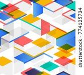 tendy illustration backgrounds  ...   Shutterstock .eps vector #774125734