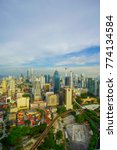 kuala lumpur  malaysia city...   Shutterstock . vector #774134584