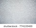 wall gray textured  concrete... | Shutterstock . vector #774135400