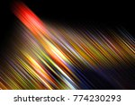 abstract christmas tree ... | Shutterstock . vector #774230293