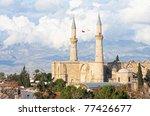 selimiye mosque in nicosia ... | Shutterstock . vector #77426677