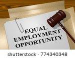 "3d illustration of ""equal... | Shutterstock . vector #774340348"