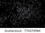 dark silver  gray vector red...   Shutterstock .eps vector #774370984