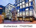 czech republic  prague  nov 14  ... | Shutterstock . vector #774397060