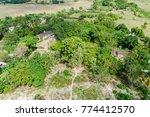 aerial view of manaca iznaga... | Shutterstock . vector #774412570