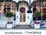 london  united kingdom  ...   Shutterstock . vector #774438964