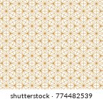 flower of life seamless pattern....