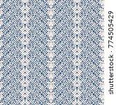 tie dye triangle geometric... | Shutterstock .eps vector #774505429