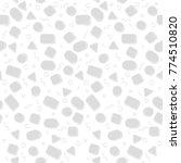 memphis pattern background | Shutterstock .eps vector #774510820