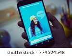 campinas city  brazil  december ... | Shutterstock . vector #774524548