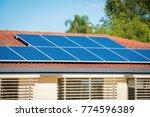 sydney  australia  residential ... | Shutterstock . vector #774596389