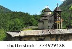 The Small Monastery In The...