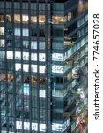 modern building skyscraper... | Shutterstock . vector #774657028