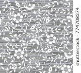 a seamless vector background.... | Shutterstock .eps vector #774708274
