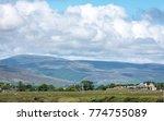 scottish highlands. a tranquil... | Shutterstock . vector #774755089
