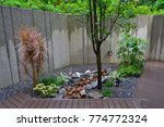 Decorative Walls And Potted...