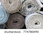 carpet rugs background in the s | Shutterstock . vector #774780490