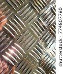 aluminum surface pipe | Shutterstock . vector #774807760