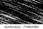 halftone grunge vector seamless ... | Shutterstock .eps vector #774824383