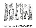 vector illustration of hand...   Shutterstock .eps vector #774844759