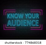 3d illustration depicting an... | Shutterstock . vector #774868318
