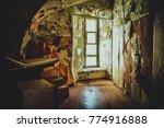 Abandoned Prison Interior