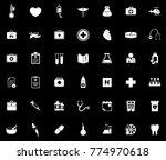 medical icons set   Shutterstock .eps vector #774970618
