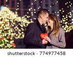 concept valentine's day. | Shutterstock . vector #774977458