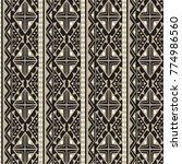 traditional etnic pattern in...   Shutterstock .eps vector #774986560