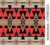 traditional etnic pattern in...   Shutterstock .eps vector #774987214