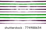 summer sailor stripes seamless...   Shutterstock .eps vector #774988654