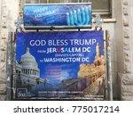 jerusalem  israel 13 december... | Shutterstock . vector #775017214