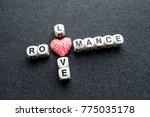 Love Romance Crossword Block...