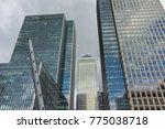london  england   june 17 2016  ...   Shutterstock . vector #775038718