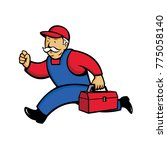 cartoon style illustration of... | Shutterstock .eps vector #775058140
