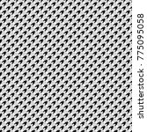 seamless surface pattern design ... | Shutterstock .eps vector #775095058