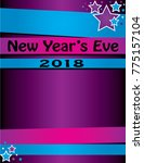 background for new year's eve