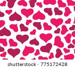 love vector icon design | Shutterstock .eps vector #775172428