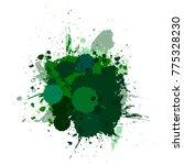 banner blot presentation ... | Shutterstock .eps vector #775328230