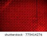 Metallic Floor With Corrugated...