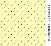 seamless vector pattern.... | Shutterstock .eps vector #775421896