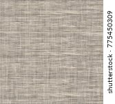 old rough fabric texture.... | Shutterstock .eps vector #775450309